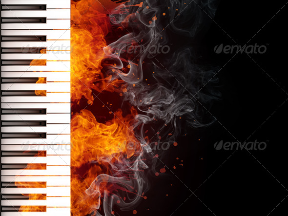 Music_Piano_Fire_001