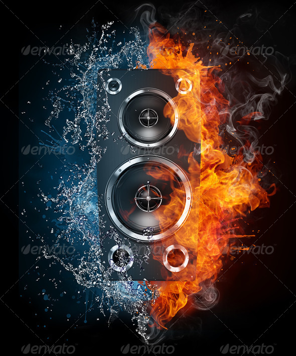 Music_Speaker_Fire_Water_001