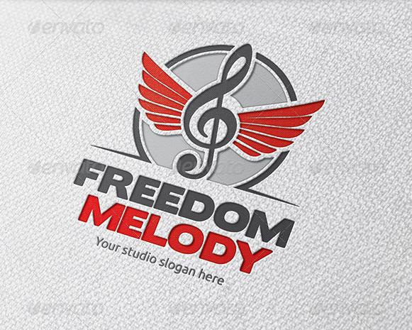 Music Logo Template