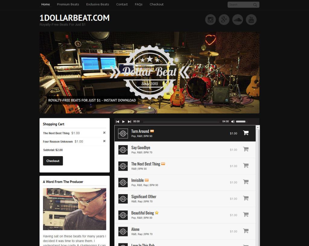 1dollarbeat.com