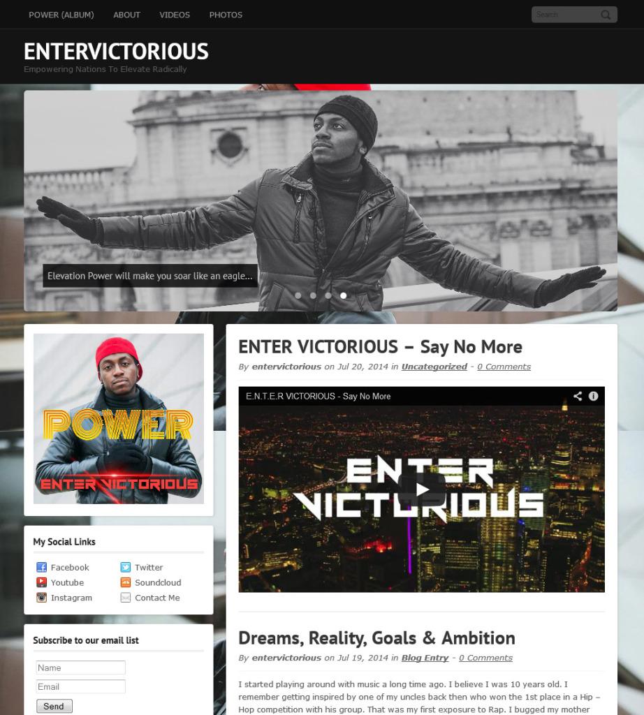 entervictorious.com