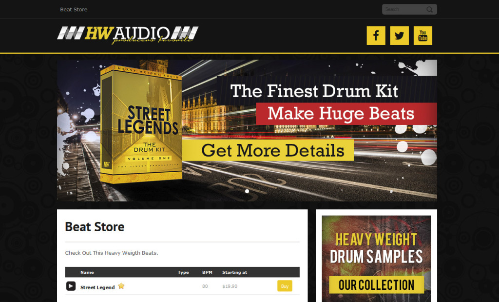heavyweightaudio.com