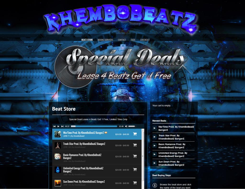 khembobeatz.com