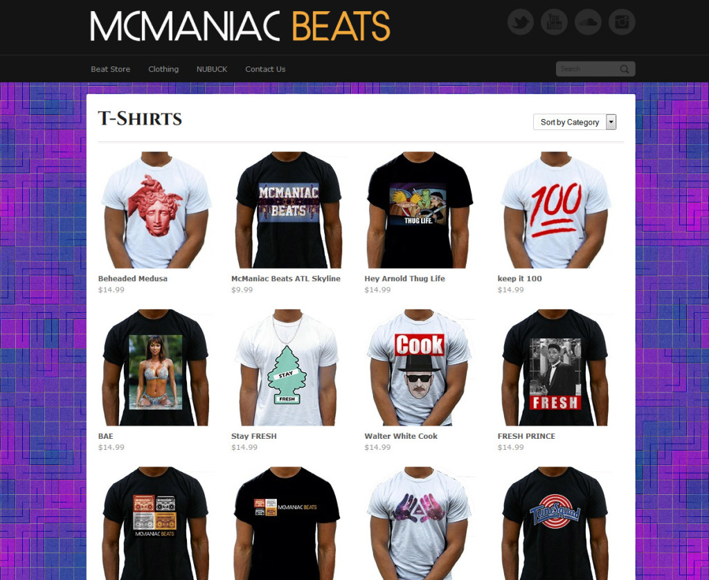 mcmaniacbeats.com