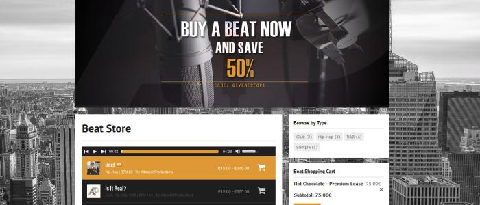 store.albrechtproductions.net